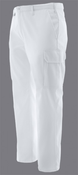 Hose ohne Reflex weiß