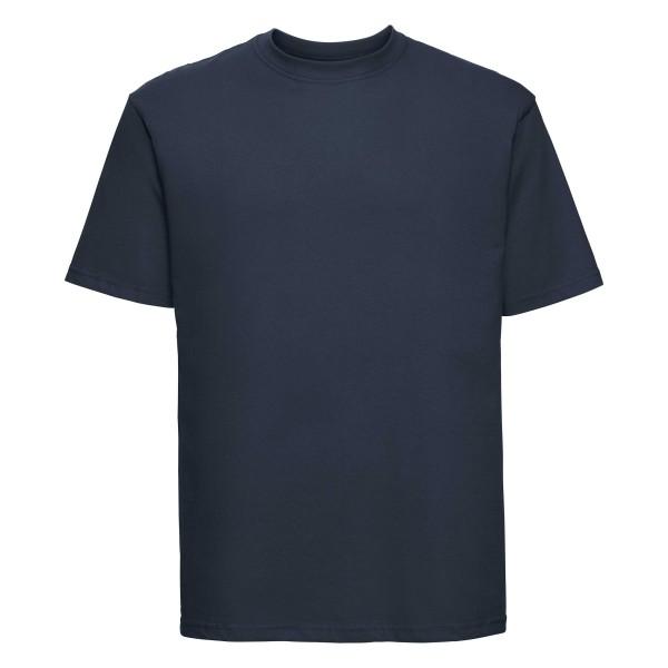 T-Shirt, 100% Baumwolle marine