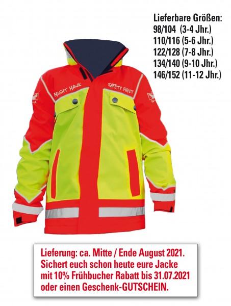 """Kinderjacke Night Hawk Safety First"""""""