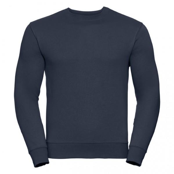 Sweatshirt, Mischgewebe marine