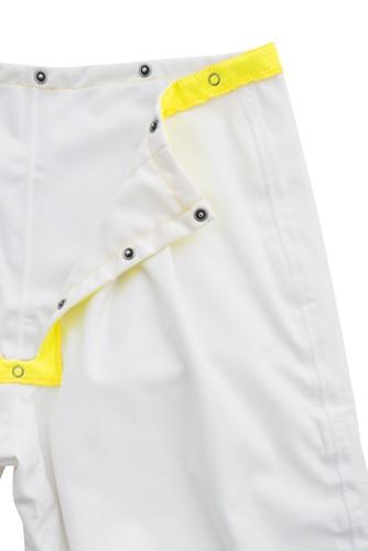 Liner weiß für Bundfaltenhose