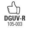 DGUV-R 105-003