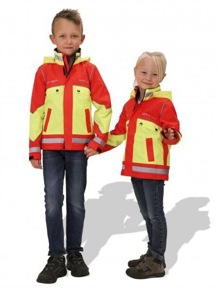 Kinderjacke Night Hawk Safety First