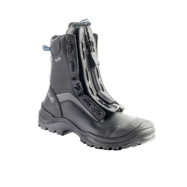 RV-Stiefel, schwarz, S3, EN 20345:2011