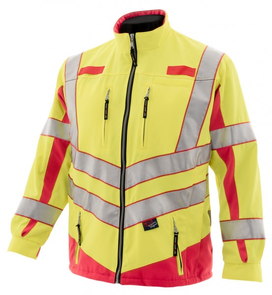 Sommerjacke Night Hawk, See-it-SAFE leuc