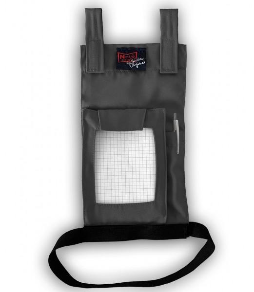 Blocktasche für Hose SIS grau